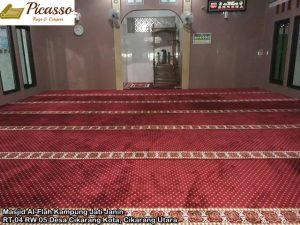 Masjid Al-Flah Kampung Jati Janin RT 04 RW 05 Desa Cikarang Kota, Cikarang Utara3