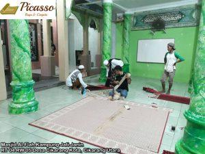 Masjid Al-Flah Kampung Jati Janin RT 04 RW 05 Desa Cikarang Kota, Cikarang Utara5
