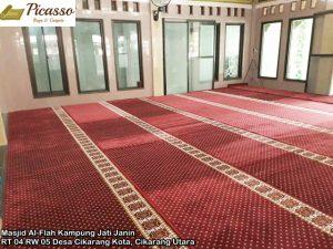 Masjid Al-Flah Kampung Jati Janin RT 04 RW 05 Desa Cikarang Kota, Cikarang Utara8