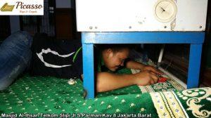 Masjid Al-Ihsan Telkom Slipi Jl S Parman Kav 8 Jakarta Barat12