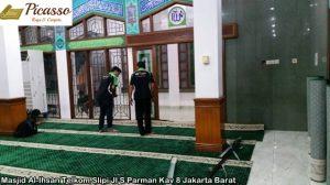 Masjid Al-Ihsan Telkom Slipi Jl S Parman Kav 8 Jakarta Barat14