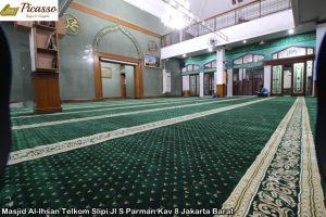 Masjid Al-Ihsan Telkom Slipi Jl S Parman Kav 8 Jakarta Barat2