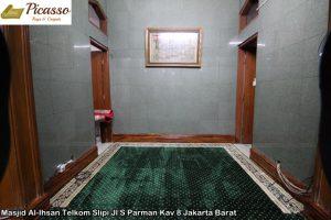 Masjid Al-Ihsan Telkom Slipi Jl S Parman Kav 8 Jakarta Barat5