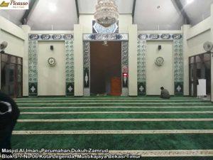 Masjid Al-Iman, Perumahan Dukuh Zamrud Blok S-7 No 06 Kota Legenda, Mustikajaya Bekasi Timur6