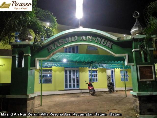 Masjid An Nur Perum Villa Pesona Asri Kecamatan Batam - Batam2