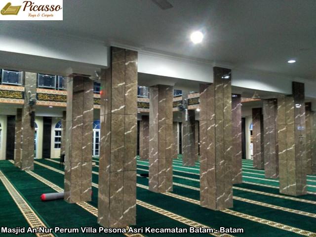 Masjid An Nur Perum Villa Pesona Asri Kecamatan Batam - Batam3