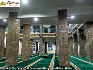 Masjid An Nur Perum Villa Pesona Asri Kecamatan Batam - Batam5
