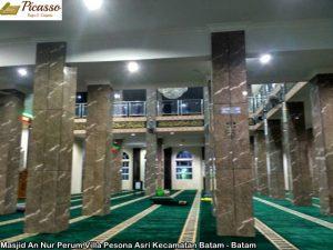 Masjid An Nur Perum Villa Pesona Asri Kecamatan Batam - Batam7