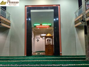 Masjid An Nur Perum Villa Pesona Asri Kecamatan Batam - Batam9