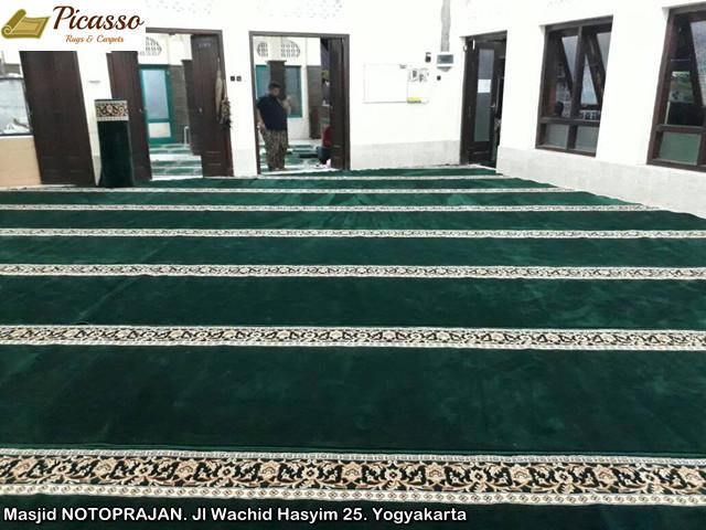Masjid NOTOPRAJAN. Jl Wachid Hasyim 25. Yogyakarta6