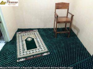 Masjid ROUDHOH Jl Rajawali Tegal Kepatihan Bareng Klaten Jogja3