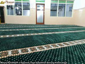 Masjid ROUDHOH Jl Rajawali Tegal Kepatihan Bareng Klaten Jogja7