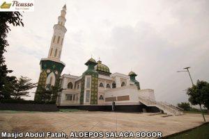 Masjid Abdul Fatah, ALDEPOS SALACA BOGOR