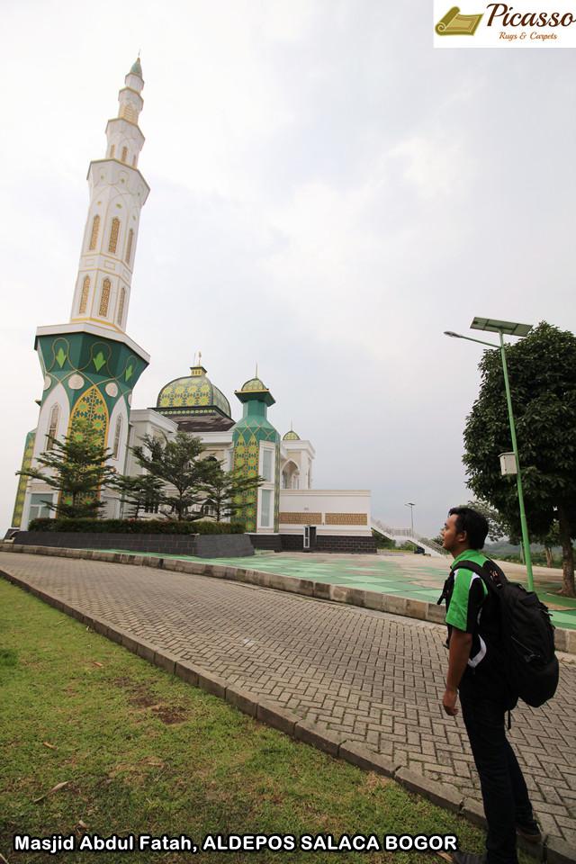 Masjid Abdul Fatah, ALDEPOS SALACA BOGOR1