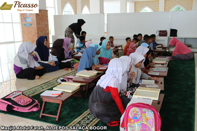 Masjid Abdul Fatah, ALDEPOS SALACA BOGOR13