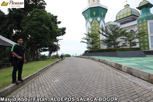 Masjid Abdul Fatah, ALDEPOS SALACA BOGOR3