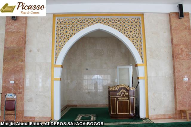 Masjid Abdul Fatah, ALDEPOS SALACA BOGOR7