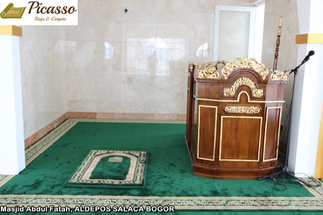 Masjid Abdul Fatah, ALDEPOS SALACA BOGOR8