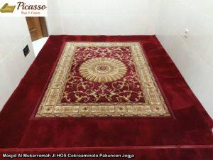 Masjid Al Mukarromah Jl HOS Cokroaminoto Pakuncen Jogja1