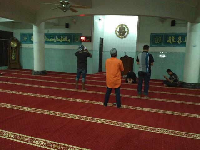 Masjid Ar-Ridho Kantor Telkom Kota Baru Jogja2