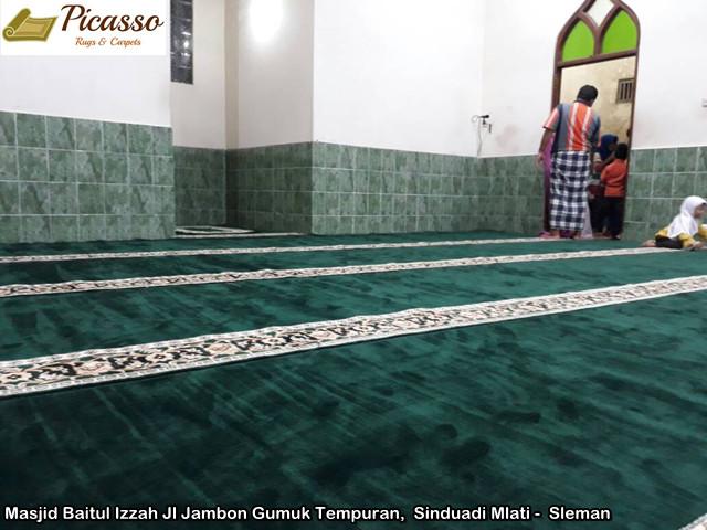 Masjid Baitul Izzah Jl Jambon Gumuk Tempuran, Sinduadi Mlati - Sleman1