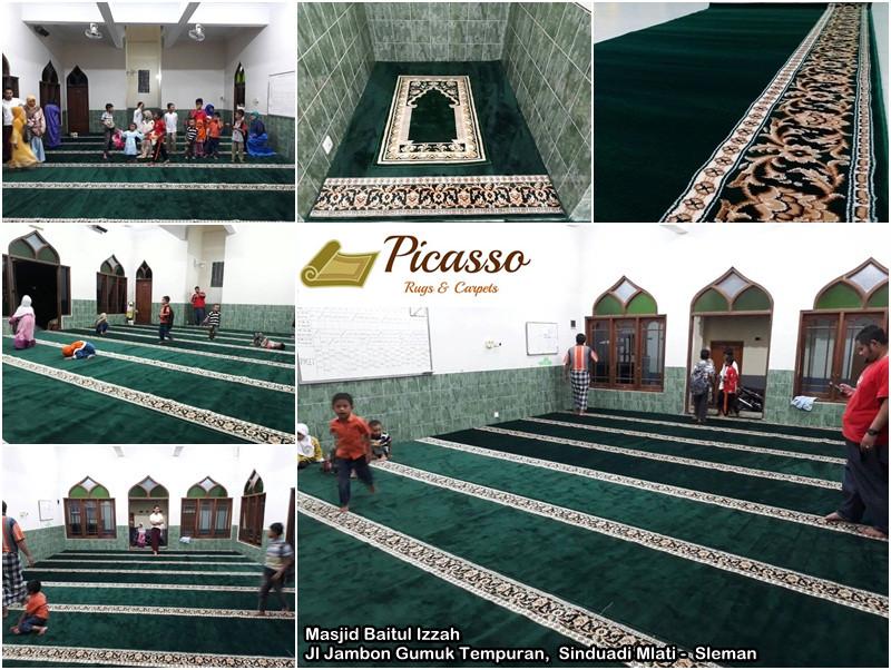 Masjid Baitul Izzah Jl Jambon Gumuk Tempuran,  Sinduadi Mlati -  Sleman10