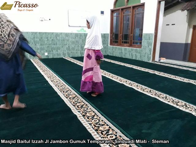 Masjid Baitul Izzah Jl Jambon Gumuk Tempuran, Sinduadi Mlati - Sleman5