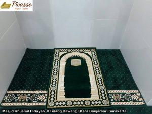 Masjid Khusnul Hidayah Jl Tulang Bawang Utara Banjarsari Surakarta13