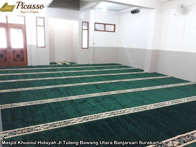 Masjid Khusnul Hidayah Jl Tulang Bawang Utara Banjarsari Surakarta4