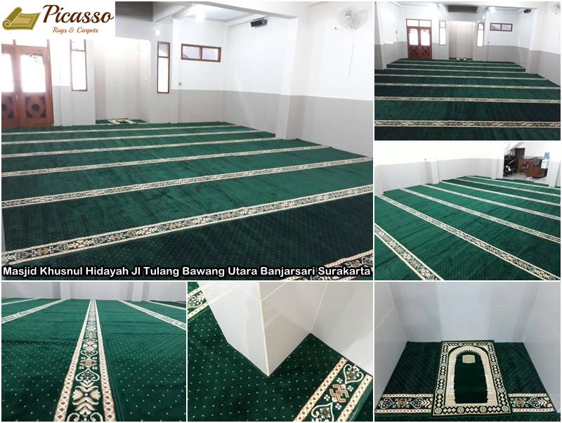 Masjid LDII Khusnul Hidayah Jl Tulang Bawang Utara Banjarsari Surakarta