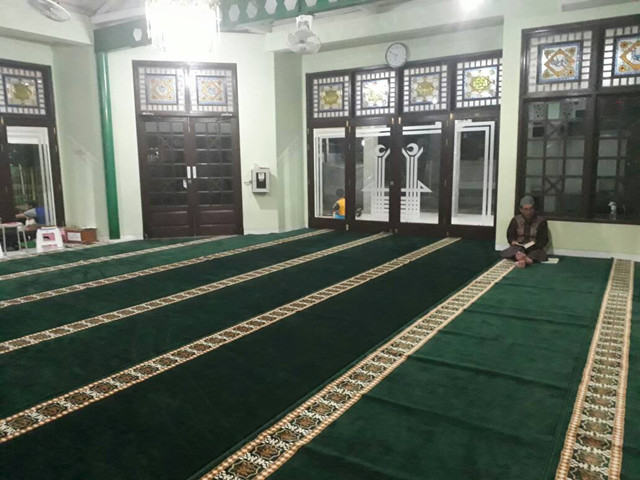Masjid Nurul Iman Pondok Mekarsari Jl. Krakatau Raya Rt.002 017 Mekarsari Depok2
