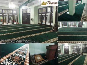 Masjid Nurul Iman Pondok Mekarsari Jl. Krakatau Raya Rt.002 017 Mekarsari Depok7