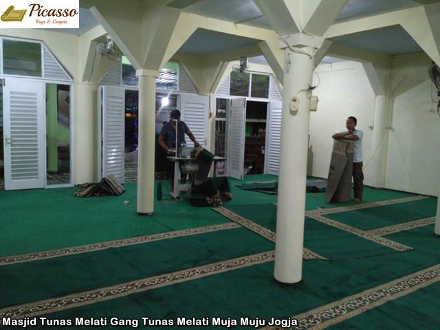 Masjid Tunas Melati Gang Tunas Melati Muja Muju Jogja 6