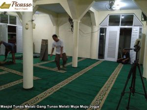 Masjid Tunas Melati Gang Tunas Melati Muja Muju Jogja 7