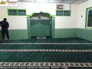 Masjid Al Fatah, Lahar, Sambisari Moyudan, Sleman – Jogja2