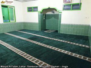 Masjid Al Fatah, Lahar, Sambisari Moyudan, Sleman – Jogja3