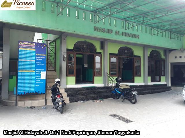 Masjid Al Hidayah Jl. Ori 1 No.5 Papringan, Sleman Yogyakarta1