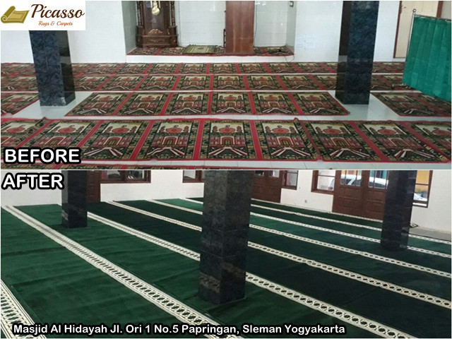 Masjid Al Hidayah Jl. Ori 1 No.5 Papringan, Sleman Yogyakarta10