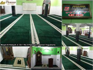 Masjid Al Hidayah Jl. Ori 1 No.5 Papringan, Sleman Yogyakarta11