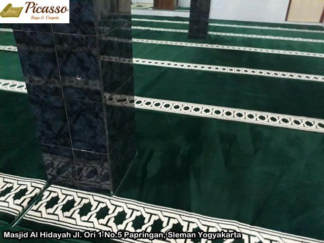 Masjid Al Hidayah Jl. Ori 1 No.5 Papringan, Sleman Yogyakarta4