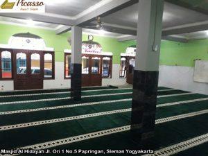 Masjid Al Hidayah Jl. Ori 1 No.5 Papringan, Sleman Yogyakarta5