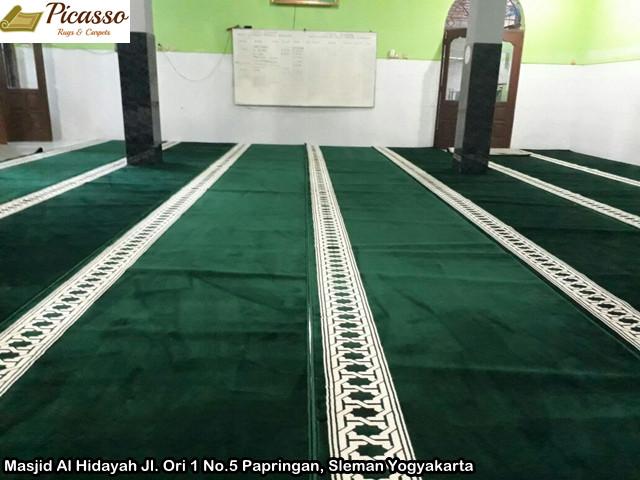 Masjid Al Hidayah Jl. Ori 1 No.5 Papringan, Sleman Yogyakarta6