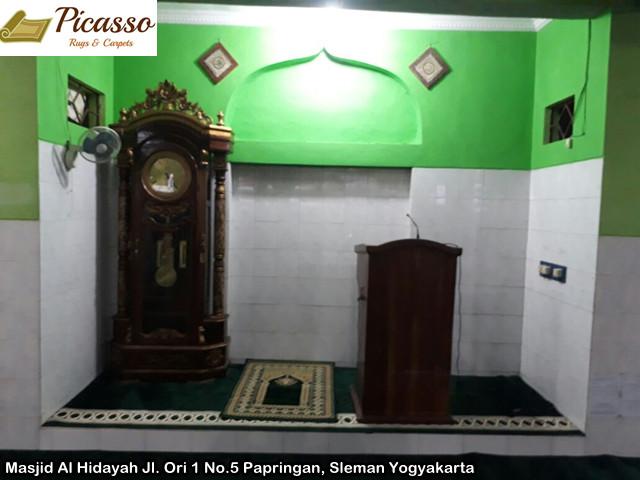 Masjid Al Hidayah Jl. Ori 1 No.5 Papringan, Sleman Yogyakarta8