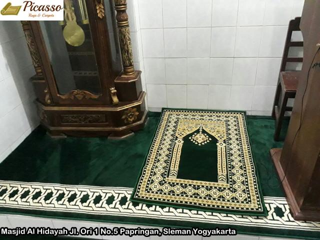 Masjid Al Hidayah Jl. Ori 1 No.5 Papringan, Sleman Yogyakarta9