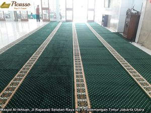 Masjid Al-Ikhsan, Jl Rajawali Selatan Raya No 1 Pademangan Timur Jakarta Utara3