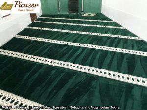 Masjid Beteng Binangun Kec. Keraton, Notoprajan, Ngampilan Jogja