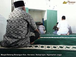 Masjid Beteng Binangun Kec. Keraton, Notoprajan, Ngampilan Jogja6