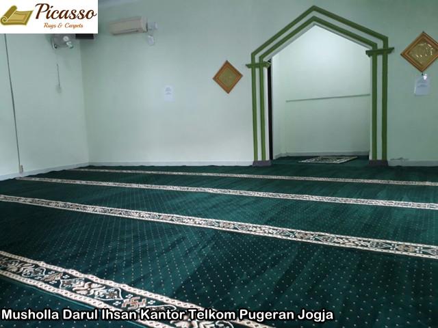 Musholla Darul Ihsan Kantor Telkom Pugeran Jogja4