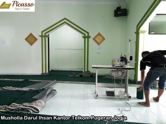 Musholla Darul Ihsan Kantor Telkom Pugeran Jogja7