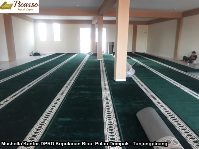 Musholla Kantor DPRD Kepulauan Riau, Pulau Dompak - Tanjungpinang2